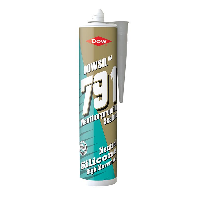 Dowsil 791T ilmastikukindel silikoon-hermeetik