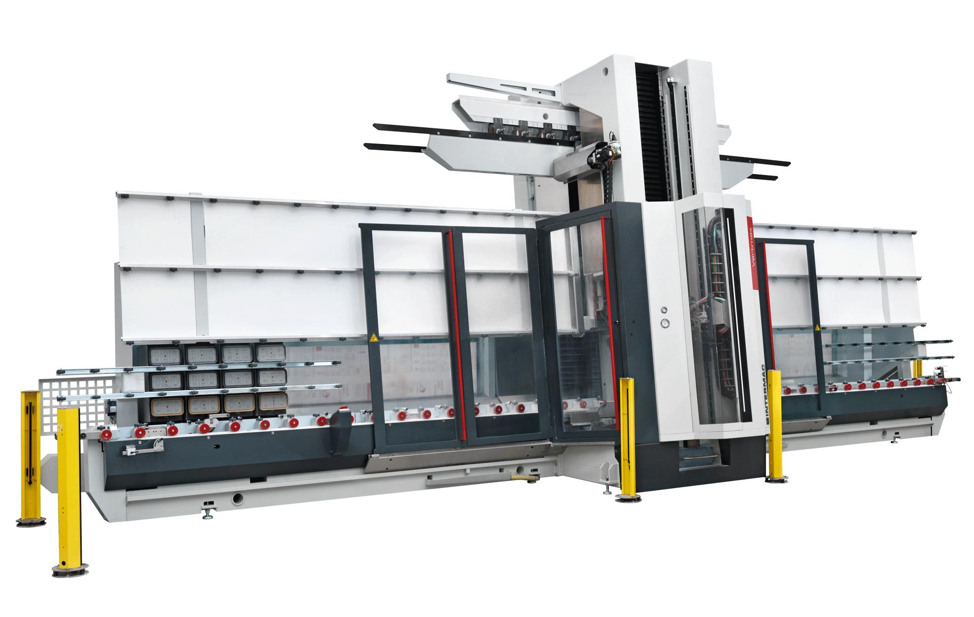 VERTMAX ONE vertikaalne CNC töötluskeskus